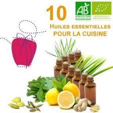cuisine aux huiles essentielles le pack cuisiner avec les huiles essentielles bio