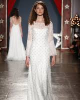 Long Sleeved Wedding Dresses Long Sleeve Wedding Dresses We Love Martha Stewart Weddings
