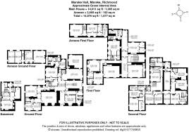gothic mansion floor plans detached house for sale in marske hall marske near richmond
