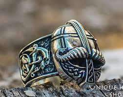 norse ring etsy