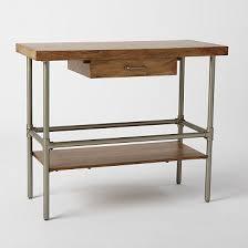 West Elm 2x2 Console Desk 158 Best Standing Desk For Work Images On Pinterest Metal Tables