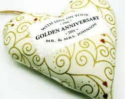 golden anniversary gifts 50th anniversary gifts etsy