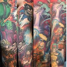 dragon ball z tattoo art best dragon 2017