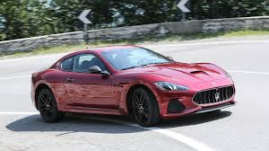 maserati usa price 2018 maserati granturismo first drive resounding revival