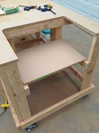 Build Woodworking Workbench Plans by 216 Best Workbenches And Workstations Images On Pinterest