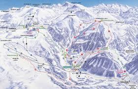 Alps On A Map Skigebiet Innerkrems