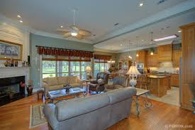 custom built home in pelican point with beautiful golf course