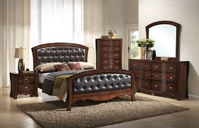 Bed Frame And Dresser Set Thorton King Size Bed Frame Hbr004bkb Mes