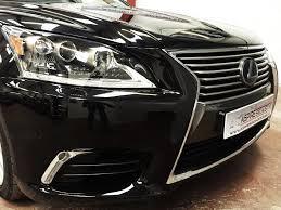 lexus se l premier used lexus ls 600h saloon 5 0 l premier e cvt 4wd 4dr rear seat