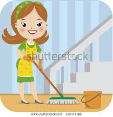 cartoon pictures of cleaning free spring cleaning vectors download free vector art stock