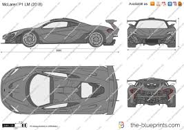 mclaren logo drawing the blueprints com vector drawing mclaren p1 lm