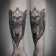 forearm sleeve tattoo designs geometric tattoos by mark ostein u2026 pinteres u2026