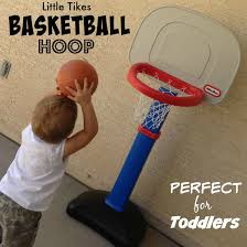 Backyard Toddler Toys Little Tikes Basketball Hoop For Toddlers Basketball Hoop Toy