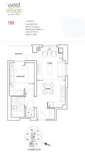 one bloor floor plans west village condos sutton realty