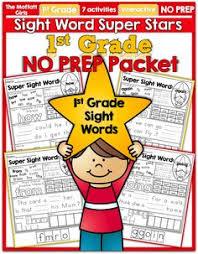 pin by carla cundiff on sight words pinterest kindergarten