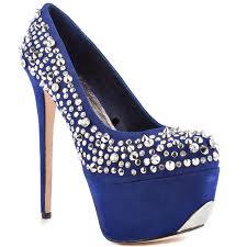 Cobalt Blue High Heels Brink Royal Blue Suede Zigi Black Label 369 99 Free Shipping