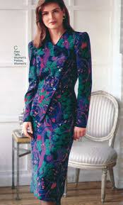 women u0027s fashion from a 1990 catalog 1990s fashion vintage