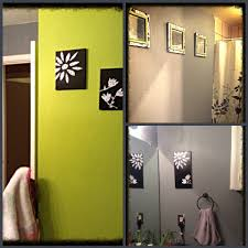 gray and lime green bathroom for the home pinterest lime