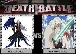 Sephiroth Meme - death battle sephiroth vs sesshomaru by austria man on deviantart