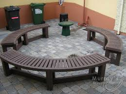Circular Patio Seating Unique Semi Circle Outdoor Seating Semi Circle Patio Furniture