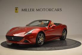 ferrari dealership showroom 2017 ferrari california t stock f1794b for sale near greenwich
