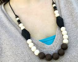 silicone bead necklace images Silicone necklace etsy jpg