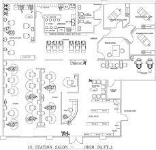 Create Salon Floor Plan Beauty Salon Floor Plan Design Layout 1400 Square Foot Salon