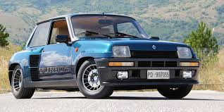 renault 5 turbo group b the renault 5 turbo 2