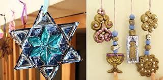 hanukkah ornaments handmade hanukkah inspiring diy hanukkah decorations curbly