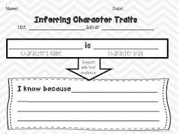 123 best character traits images on pinterest reading