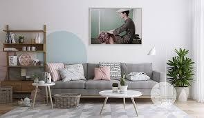 scandinavian livingroom 20 ways to use pastel colors in scandinavian living rooms home