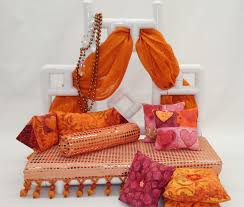 moroccan daybed digital pattern doll stuff by jana