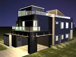modern house architect plans contemporary modern home