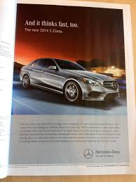 mercedes ads summer 2013 luxury brands print ads part 1 the new graduate