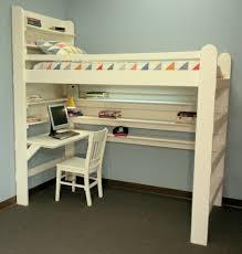 canwood whistler storage loft bed with desk bundle espresso