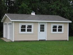 car garages for any budget 4 outdoor 24x24 two car double wide two story garage