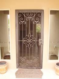 Unique Home Designs Screen Door Home Design - Unique home designs security door