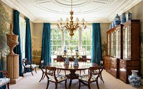 Dining Room Decor Outstanding Dining Room Decor Ideas By 2018 S Ad100 Designers