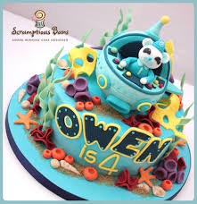octonauts cake toppers octonauts birthday cake cakecentral