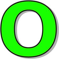 capitol o green clip art download