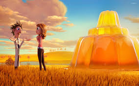 flint cloudy chance meatballs 2 wallpaper cartoon