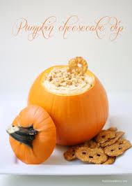 pumpkin cheesecake dip i nap time