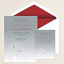 Christmas Wedding Invitations Winter Wedding Invitations Winter Themed Wedding Invitation Kits