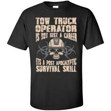 survival truck diy tow truck operator is not just a career its a post apocalyptic