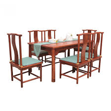 oriental dining room set yun oriental dining table set 7 model 2