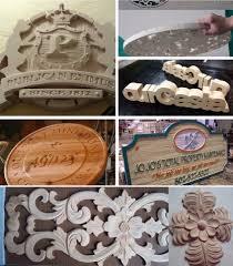 jinan acctek high precision cnc milling machine kitchen cabinet