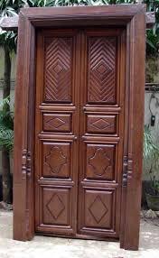 Arabic Door Design Google Search Doors Pinterest by Teakwood Carved Double Door With Frame Ref Ar5845 Make A