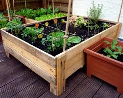diy planter box container gardening diy planter box from pallets foxy folksy