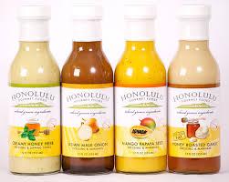honolulu gourmet foods dressings