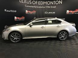 lexus gs350 f sport 2016 new 2018 lexus gs 350 f sport series 2 4 door car in edmonton